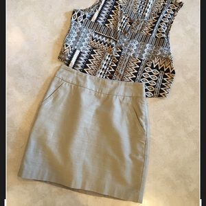 Lovely Skirt with texture